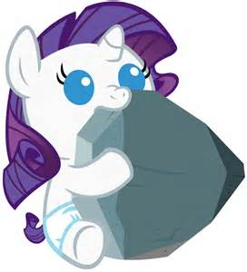 My Little Pony Baby Rarity