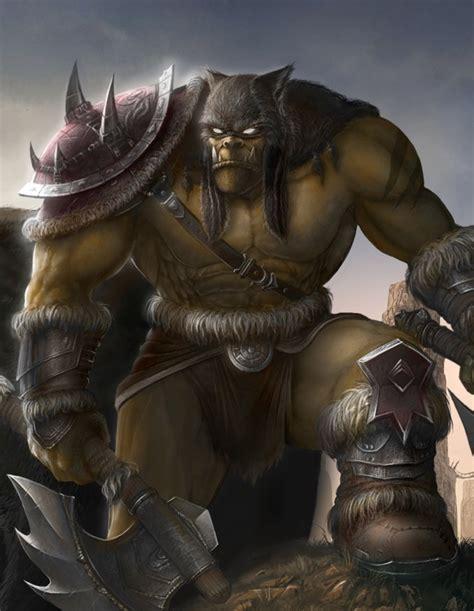 Half-ogre (WoW)   Officialbestiary Wiki   Fandom