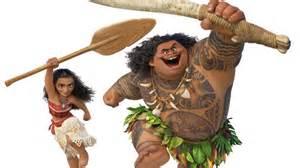 Disney Character Moana Maui