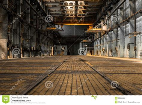 industrial interior    factory royalty  stock