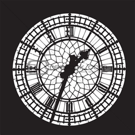 big ben clockwork image 54705 big ben vector from crestock stock photos