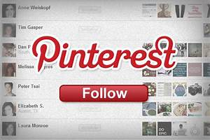 To follow or not to follow others on Pinterest - The ...