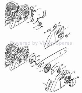 Stihl 028 Av Parts Diagram