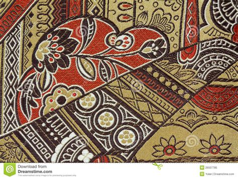 Stoffe Orientalische Muster by Silk Fabric Pattern Stock Image Image 26507785