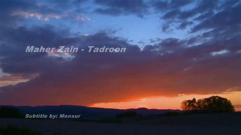 Maher Zain-tadroon♥