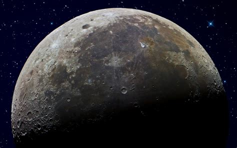 Moon Full Hd Wallpaper And Background Image