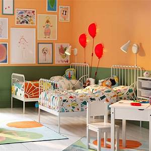 Lit Enfant 4 Ans : chambre pour deux enfants comment bien l 39 am nager marie claire ~ Teatrodelosmanantiales.com Idées de Décoration