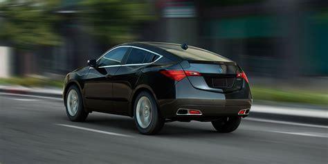"Acura- ""a Likeable Sports Sedan"""