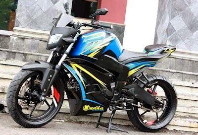 Modifikasi Motor Byson Terbaik by Modifikasi Yamaha Byson Terbaik