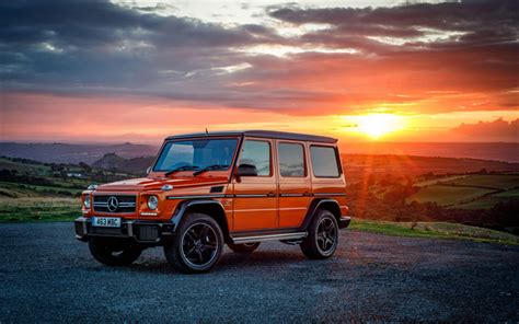 Mercedes B Class 4k Wallpapers by Wallpapers Mercedes Amg G63 4k Sunset 2019