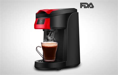 12 Best Single Cup Coffee Makers On The Market Right Now Mr Coffee Iced Tea Maker Pitcher With Glass Delonghi Burr Grinder Cuisinart Reviews Recipes Guide Instant