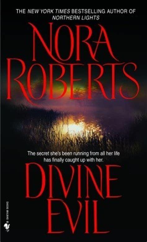 divine evil  nora roberts reviews discussion