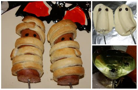 Things To Do On Halloween At Home by Halloween Party Food To Make At Home