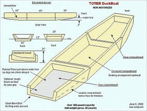Cardboard Boat Book Pdf by Pdf Duck Boat Building Plans Wooden Boats Magazine