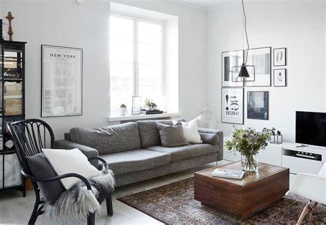 Monochrome Apartment In Finland  Decordots Bloglovin'
