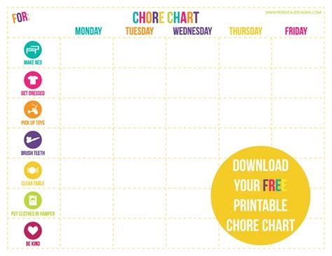 17 Best Images About Kids Routines Charts On Pinterest