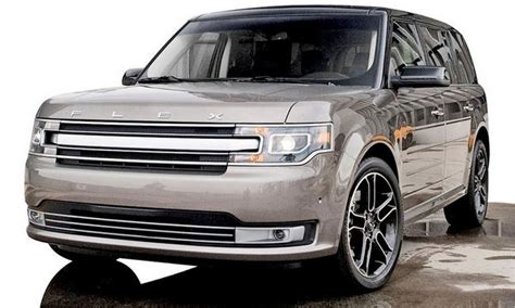 ford flex high ratings   sales ford  news