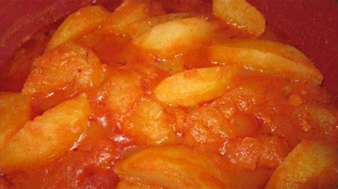 cuisine de pomme de terre chtitha batata ragout de pomme de terre cuisine