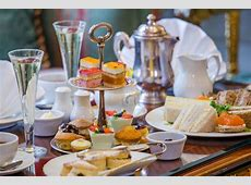 Champagne Afternoon Tea for two at the 5* Bentley Hotel