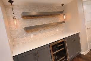 gray kitchen cabinets ideas a trend our clients quartz countertops thompson