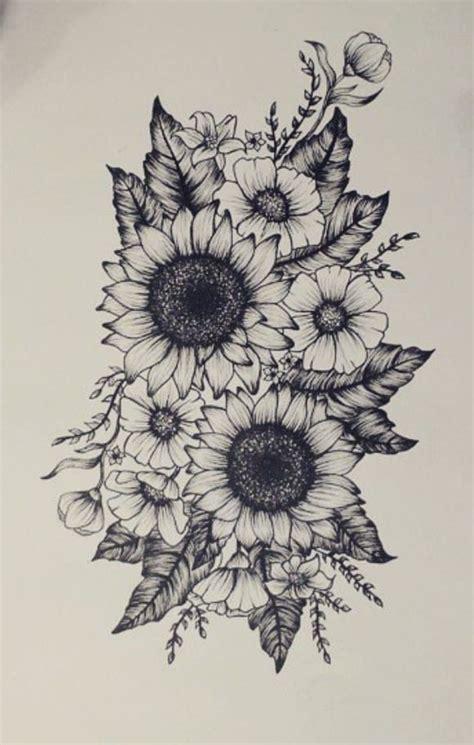 tanto   braco pretty ink tattoo zeichnungen tattoo ideen wildblumen tattoo