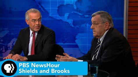 pbs newshour shields  brooks  republican victory