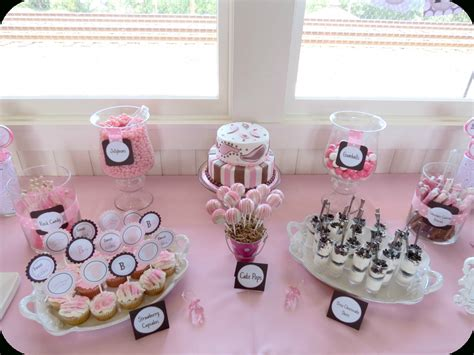 baby shower table decor simple table decorations baby shower