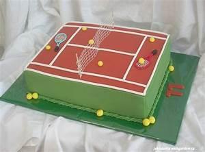 Tennis Court - CakeCentral com