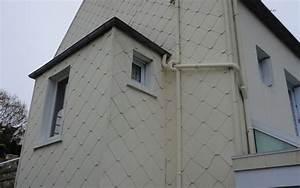 Isolation Extérieure Bardage : pose d 39 isolation thermique sur pignon nord uniso ~ Premium-room.com Idées de Décoration