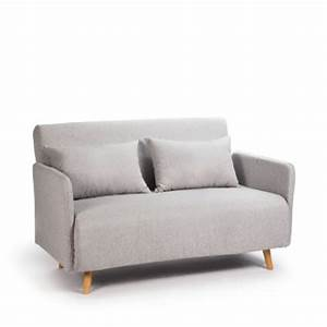 fauteuil 2 places convertible 1 idees de decoration With fauteuil convertible 2 places