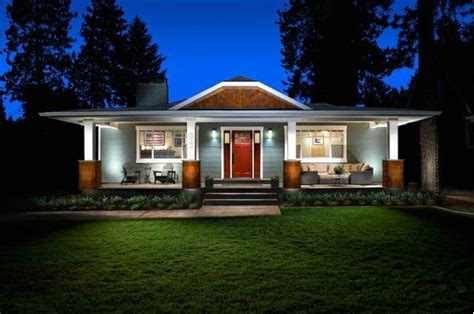 Traditional Home Turns by Craftsman Versus Ranch Remodel Decisions