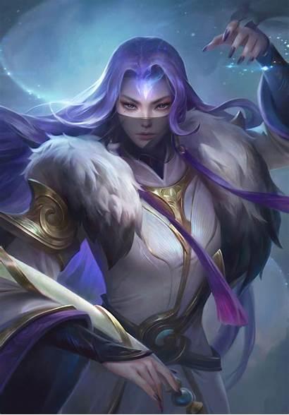 Legends Mobile Hero Yi Luo Yu Zhong