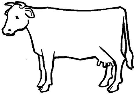 cow template farm preschool theme crafts crafts