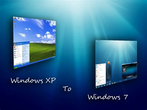 Nimostechy.com: WINDOWS XP TO WINDOWS 7: DOES IT WORTH AN