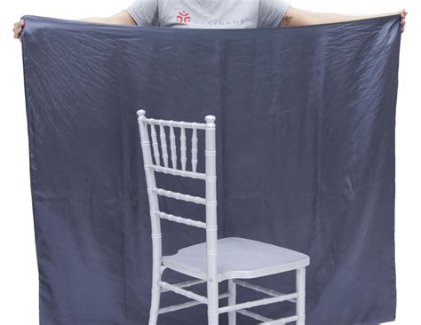 universal chair covers and how to use the self tie system