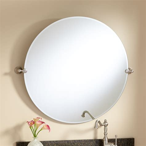 Tilting Bathroom Mirror by 32 Quot Seattle Rectangular Tilting Mirror Bathroom
