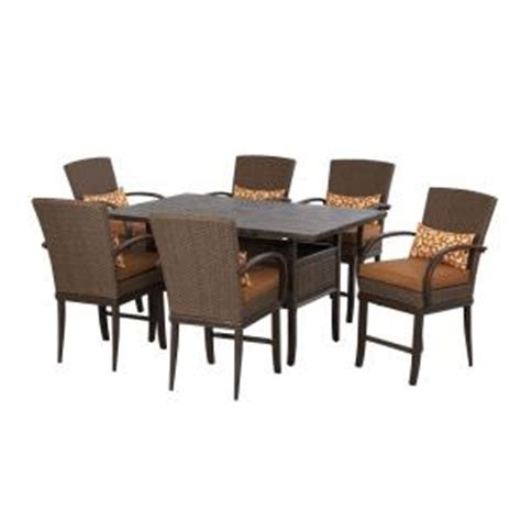 hton bay patio dining furniture set from home depot