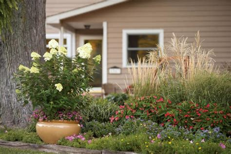 Front Yard Flower Bed Ideas For Beginners Hgtv