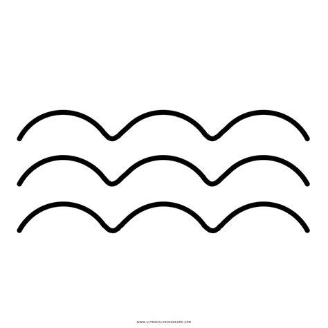 disegni da colorare onde mare nuovo disegno onde mare da colorare