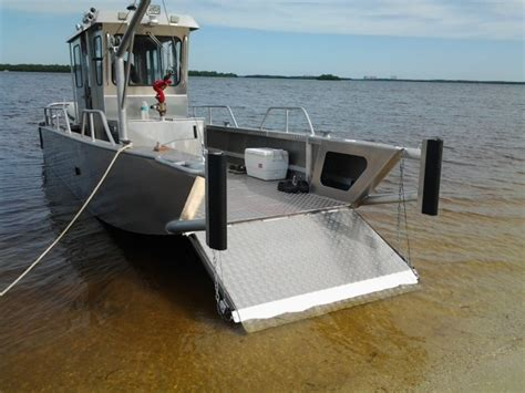Aluminum Utility Boat Manufacturers by 2016 Stanley Aluminum Boats Jet Powered Landing Craft