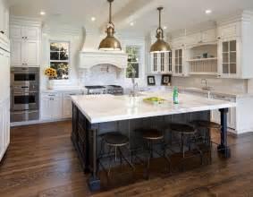 white kitchen black island 1000 ideas about kitchen island with sink on
