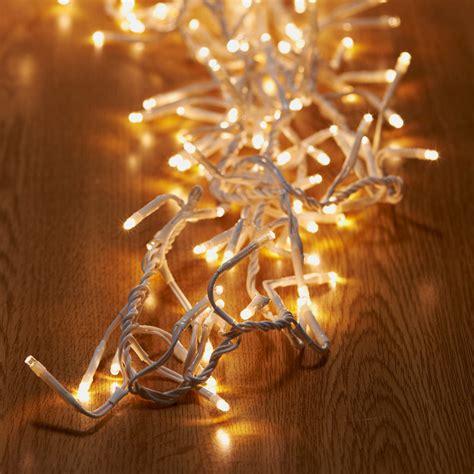 gift christmas trees lights christmas lights warm white led cluster lights