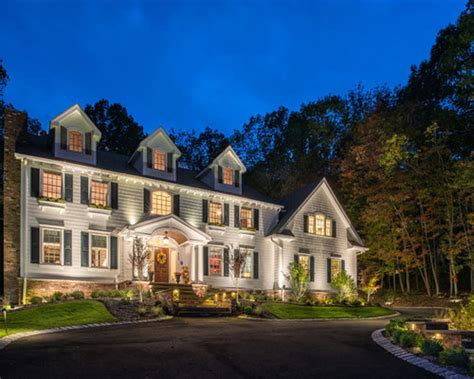 center hall colonial home design ideas pictures remodel