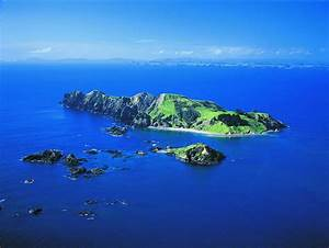 Motukawaiti Island - New Zealand, South Pacific - Private ...