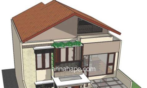 tip  inspirasi desain atap rumah  fasad tampil beda