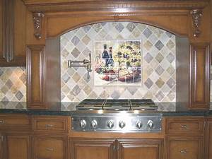 Kitchen Tiles Of Wine Backsplash Ideas Sunflowers
