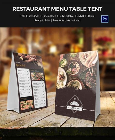 table tent template   printable  jpg psd