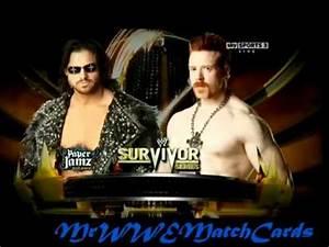 WWE Survivor Series 2010 Final Match Card (HQ) - YouTube