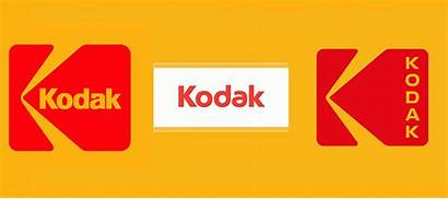 Kodak Dezeen Rebrand Retro Minimalist Technology Graphic