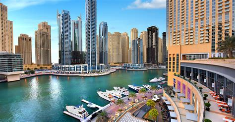 DUBAI MARINA OVERVIEW - Dobira's Blog Dubai Guide